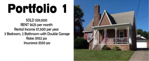 USA Real Estate Portfolio 1